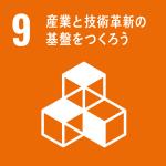 SDGs目標9アイコン
